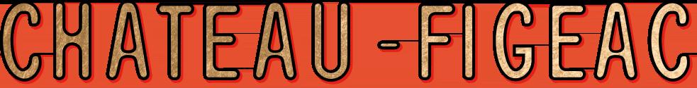 Château Figeac - Logo large